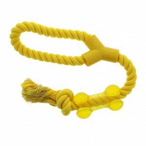 Jouet corde Os