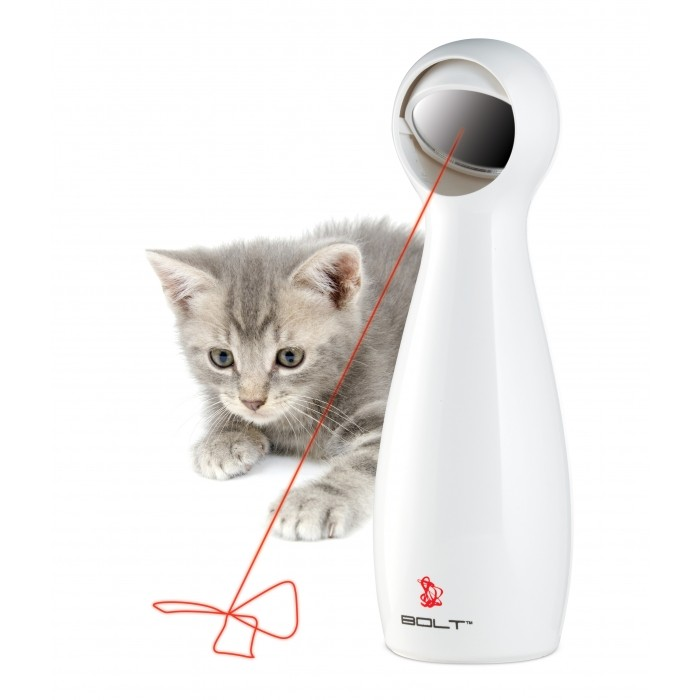 Laser automatique Bolt pour chat