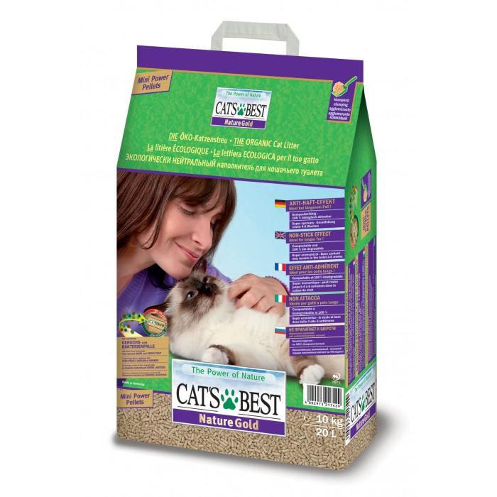 Litière Cat's Best Smart Pellets
