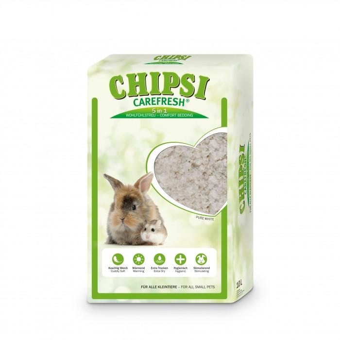 Litière Chipsi Carefresh