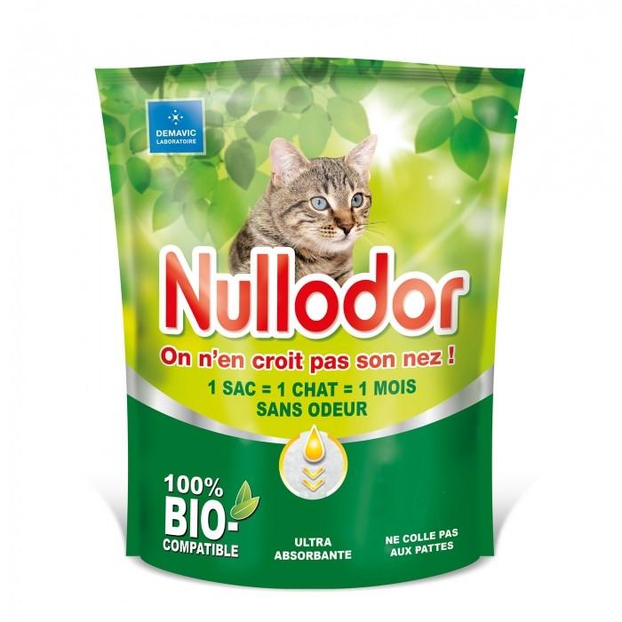 Litière Nullodor