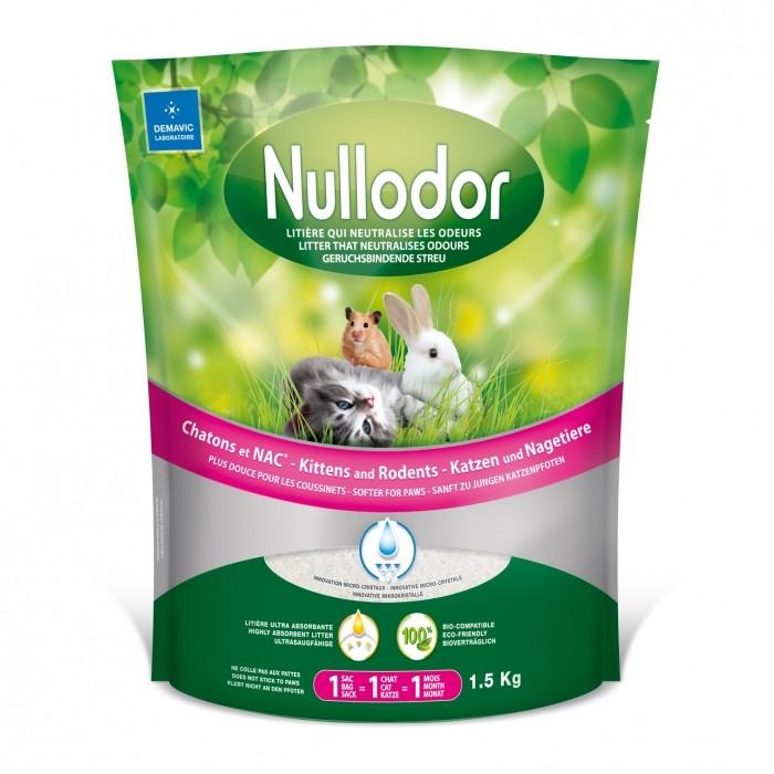 Litière Nullodor chatons et NAC