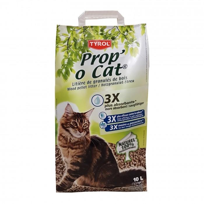 Litière Prop'o Cat