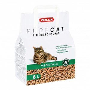 Litière Pure Cat Végétale