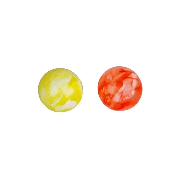 Lot de 2 Balles Extra Rebond pour chat