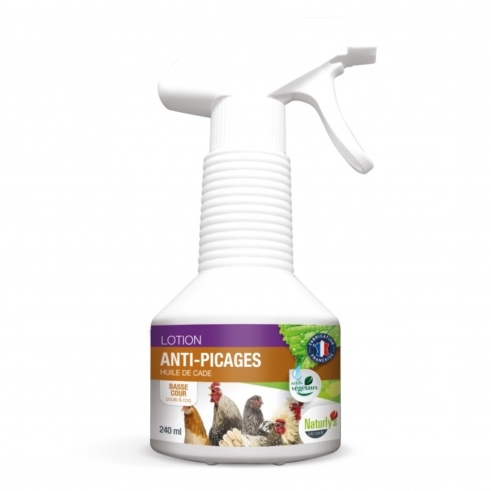 Lotion Anti-Picages