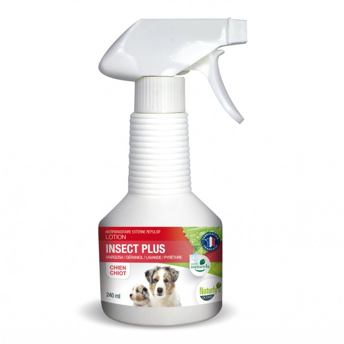 Lotion Insect Plus chien & chiot