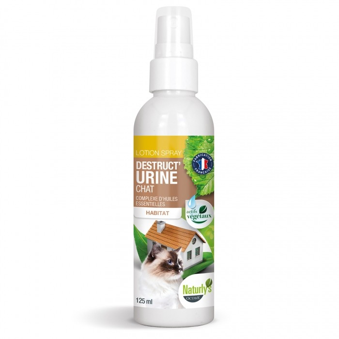 Lotion Spray Destruc'Urine Chat