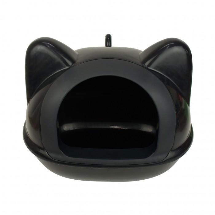 Maison de toilette Tête de chat