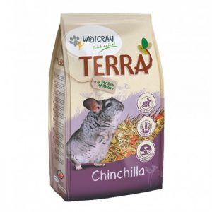 Mélange Terra Chinchilla