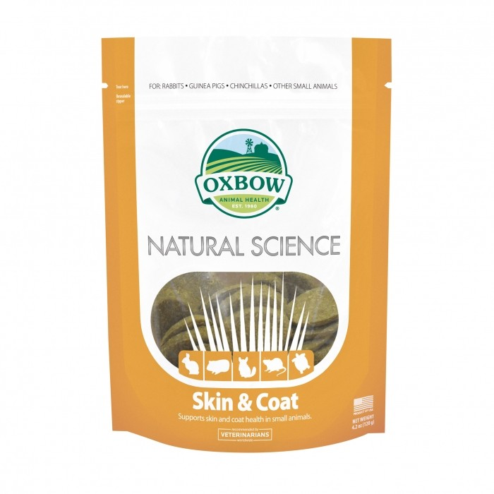 Natural Science - Skin & Coat