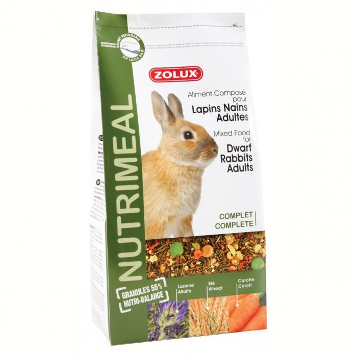 Nutrimeal lapins nains adultes