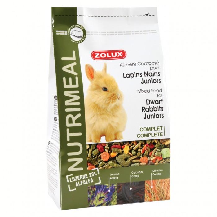 Nutrimeal lapins nains juniors