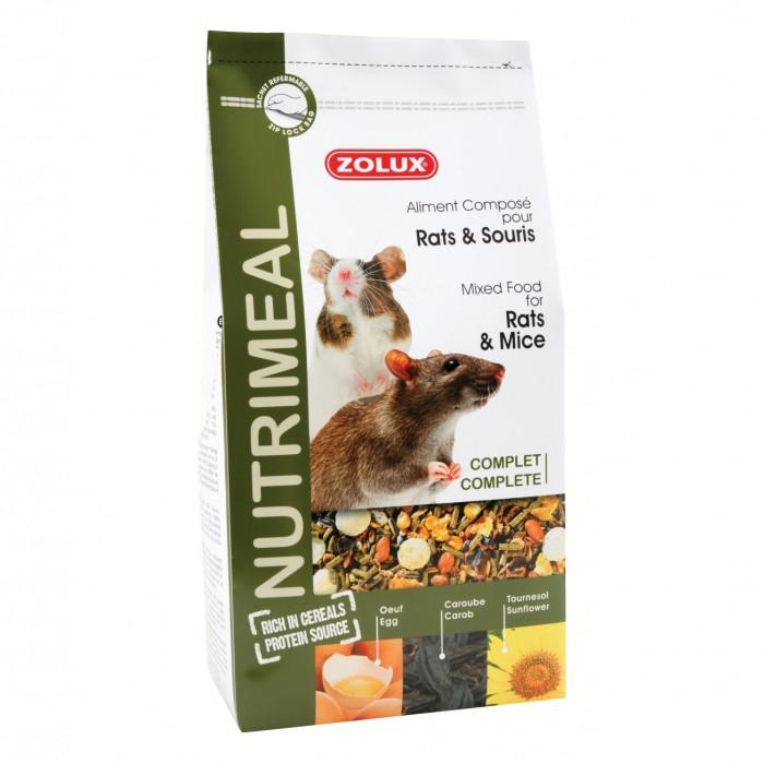 Nutrimeal rats et souris