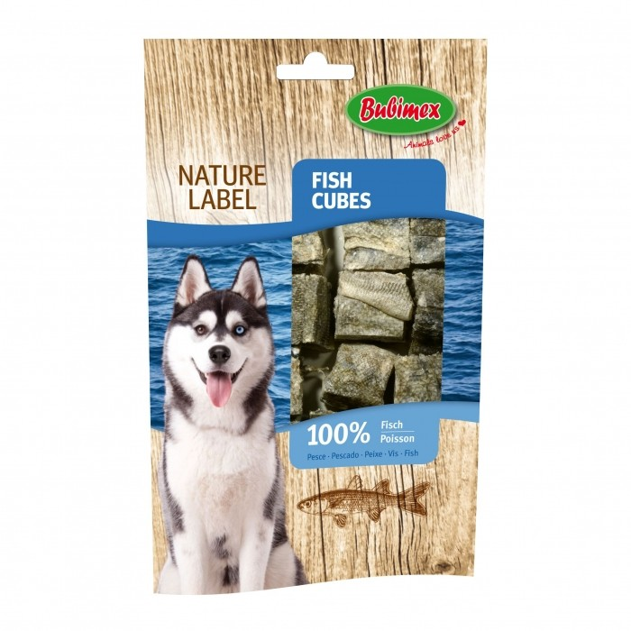 Peau de cabillaud Naturel Label