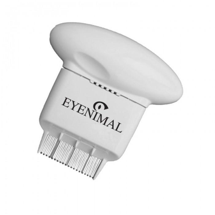 Peigne anti-puces électronique