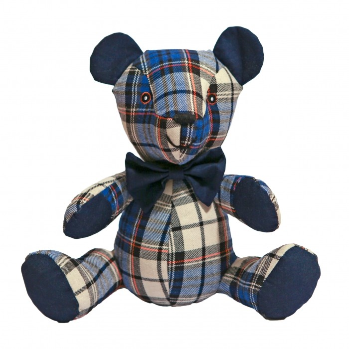 Peluche sonore Blueberry Bear
