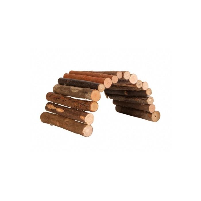 Ponts en bois naturel