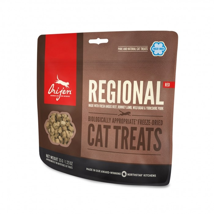Regional Red Treats