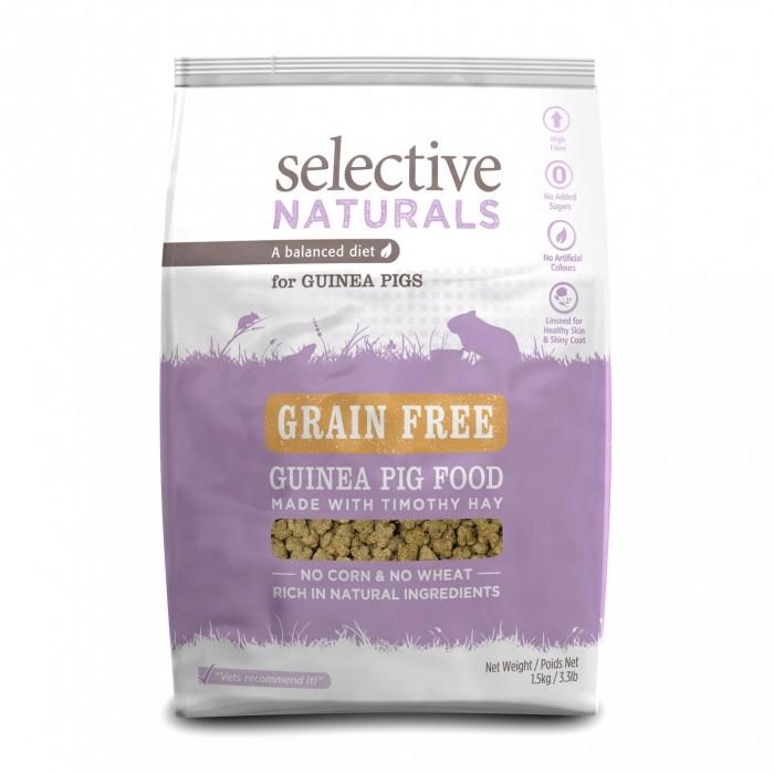 Selective Naturals Grain Free Cochon d'inde