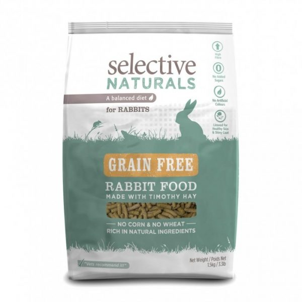Selective Naturals Grain Free Lapin
