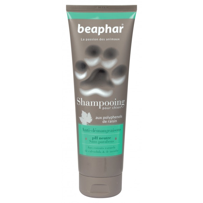 Shampooing anti-démangeaisons