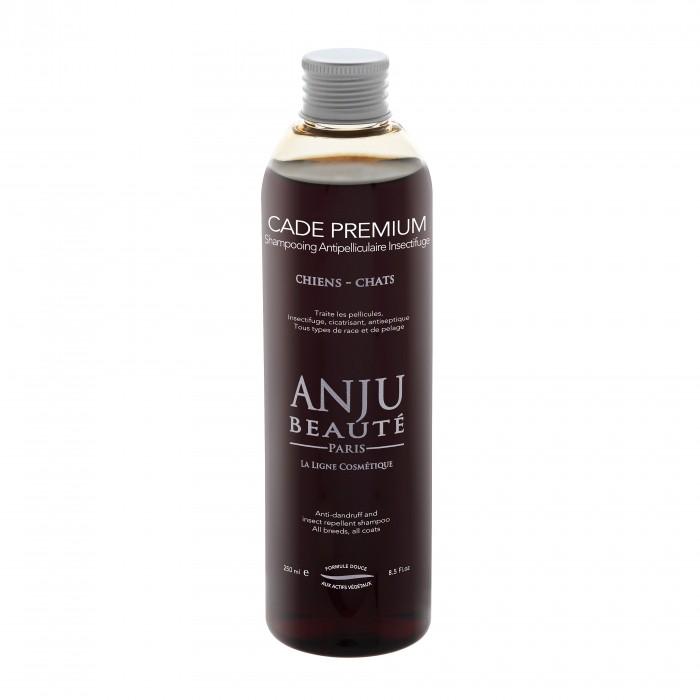 Shampooing antipelliculaire insectifuge Cade Premium