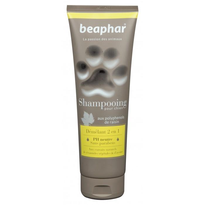 Shampooing Démêlant 2 en 1
