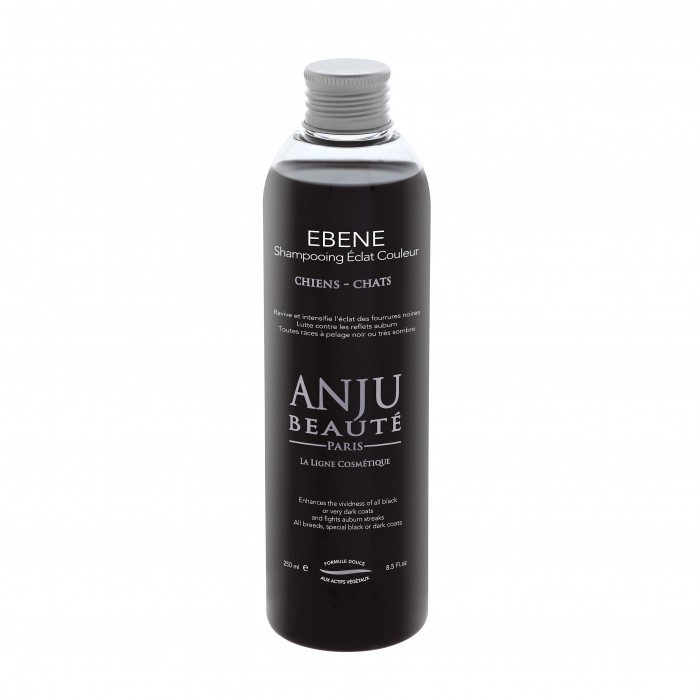 Shampooing éclat couleur Ebene