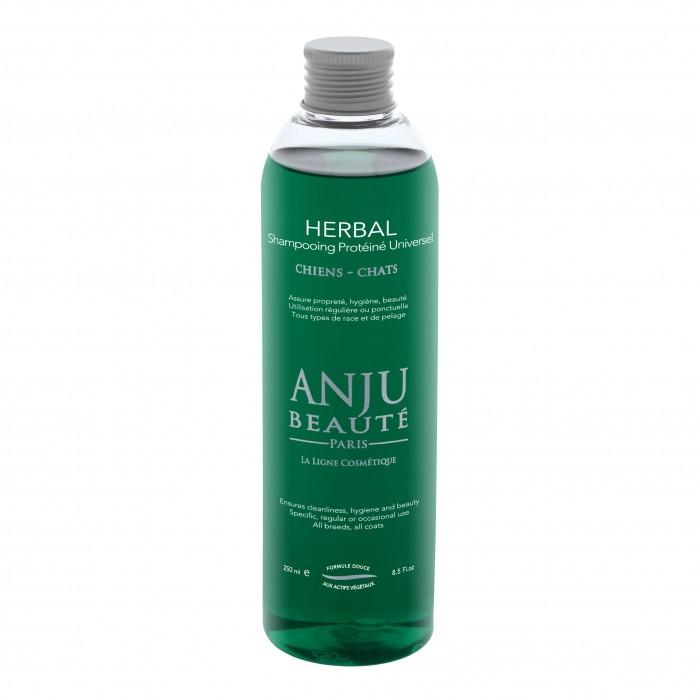 Shampooing protéiné Herbal