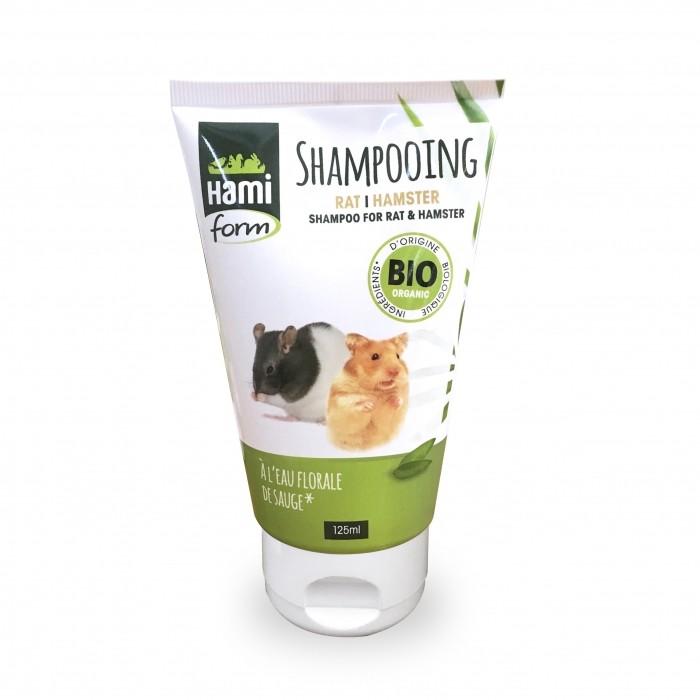 Shampooing Rat et hamster