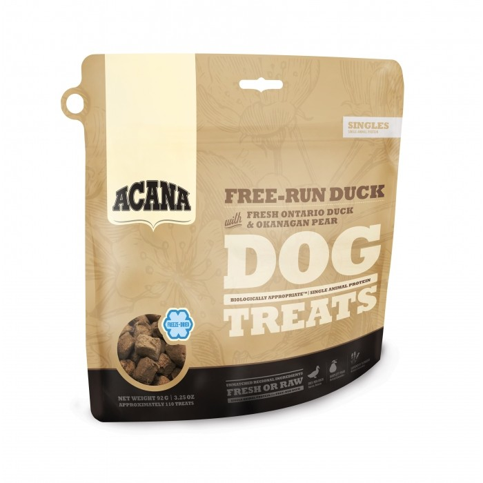 Singles Free-Run Duck Treats