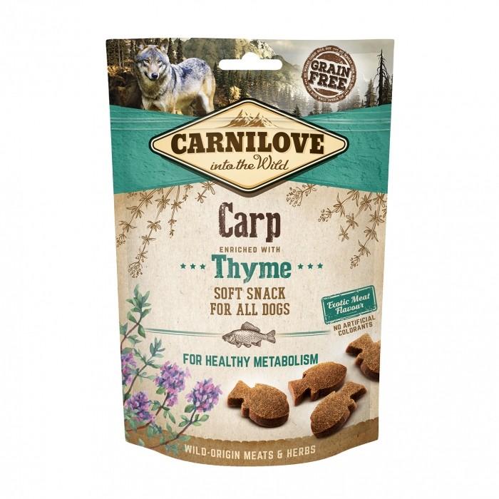 Soft Snack - Carpe et thym