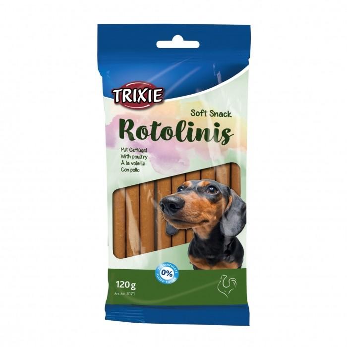 Soft Snack Rotolinis