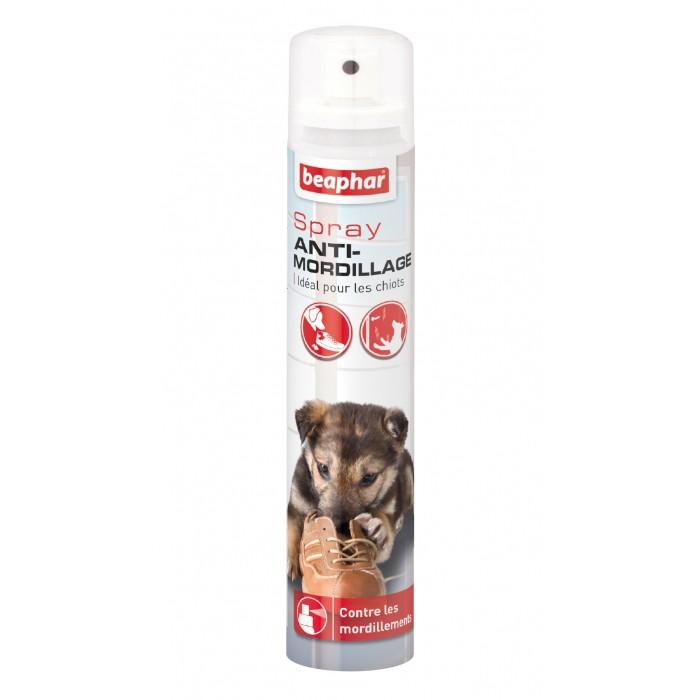 Spray anti-mordillage