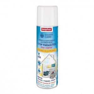 Spray & diffuseur automatique DiméthiCARE Stop Parasites
