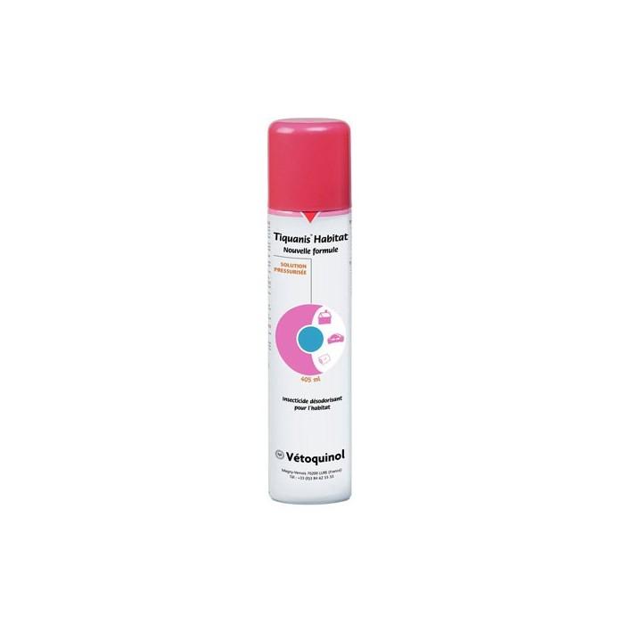 Spray Tiquanis Habitat
