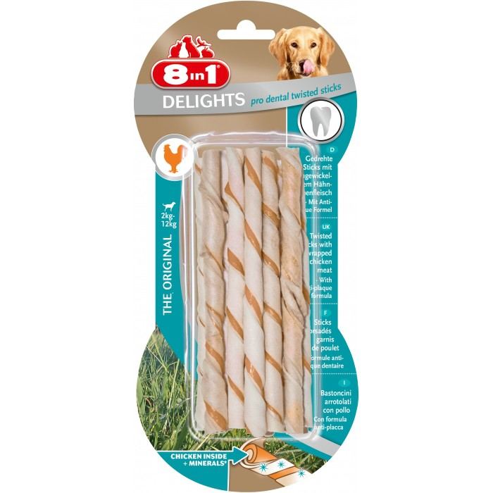 Stick Delights Twisted