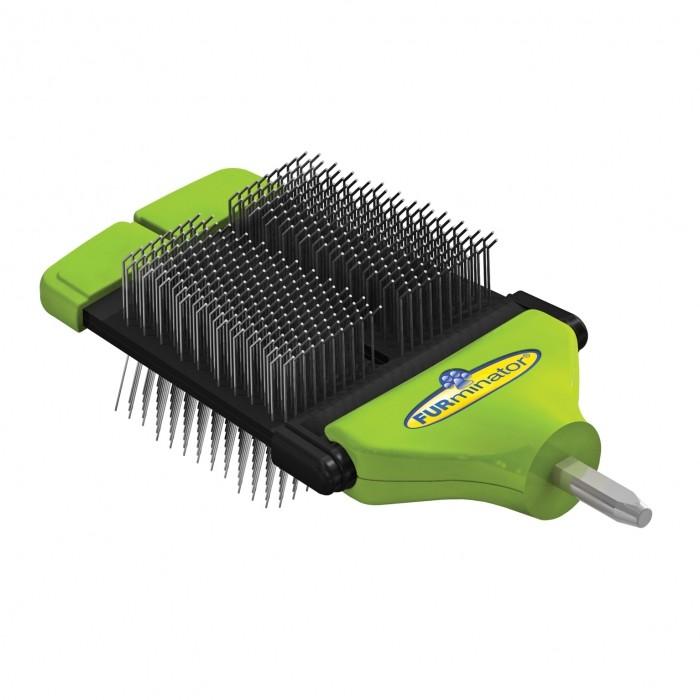 Tête brosse carde pour étrille FURflex™