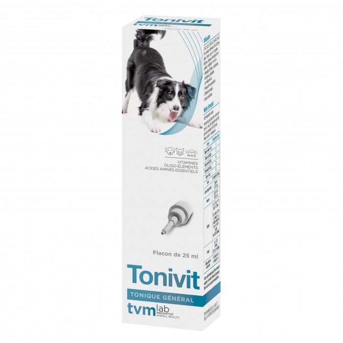 Tonivit cure de vitamines