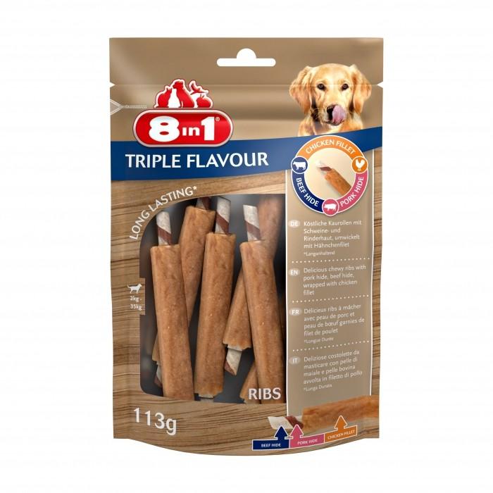 Travers de porc Triple Flavour