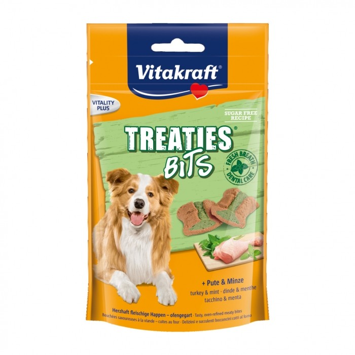 Treaties Bits Fresh