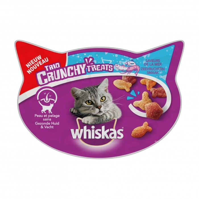 Trio Crunchy Treats