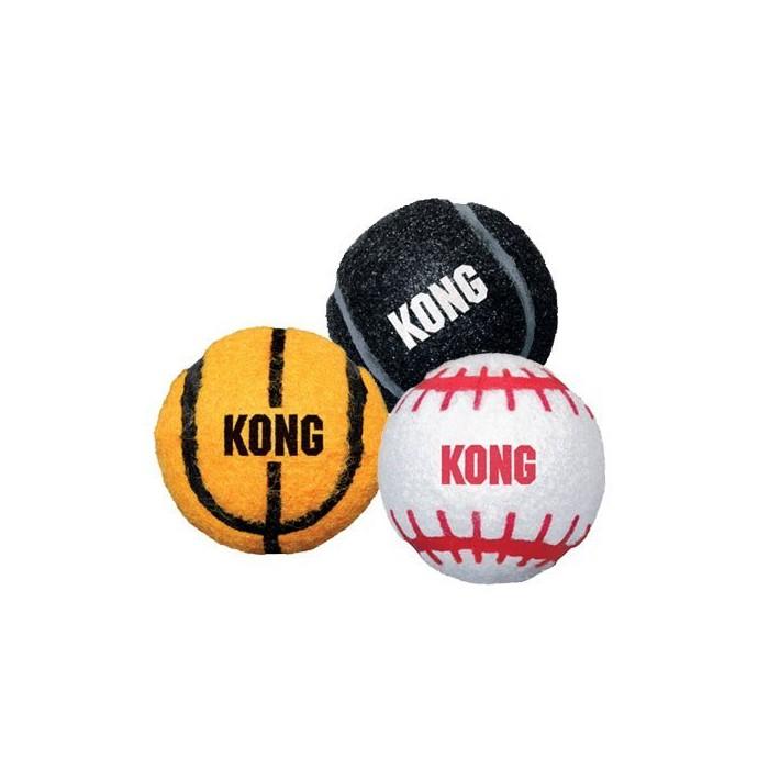 Trio de balles Sport