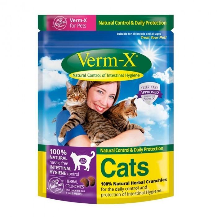 Verm-X Cats - Hygiène intestinale