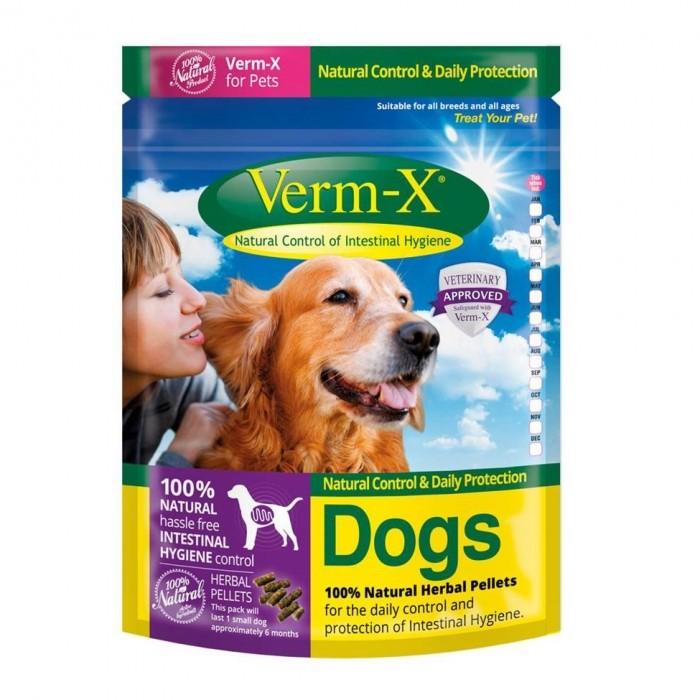 Verm-X Dogs - Hygiène intestinale (granulés)