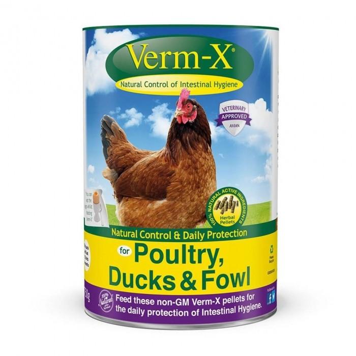 Verm-X Poules - Hygiène intestinale (granules)