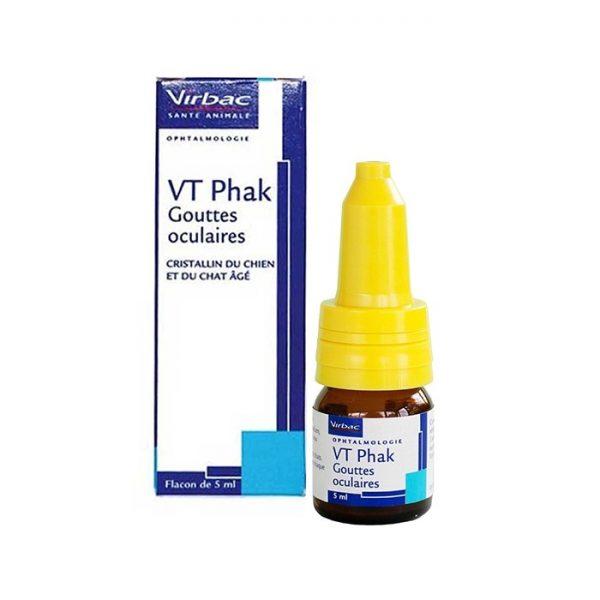 VT Phak gouttes oculaires
