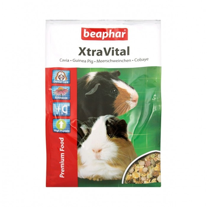XtraVital Cobaye