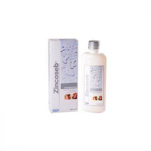 Zincoseb shampooing